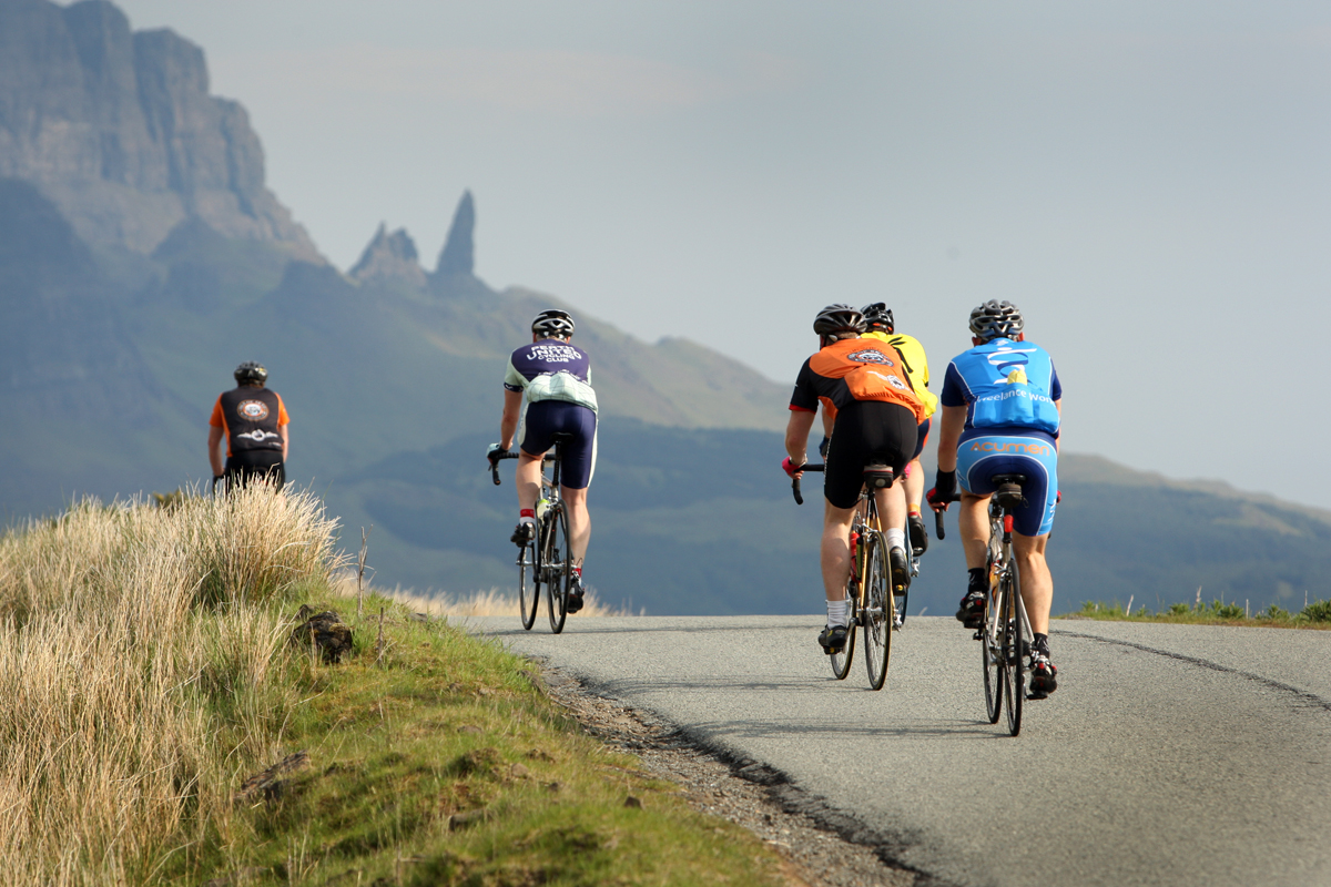 Skye Sportives - 25th August 2018